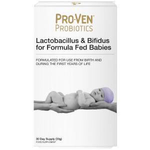 probiotica voor baby flesvoeding