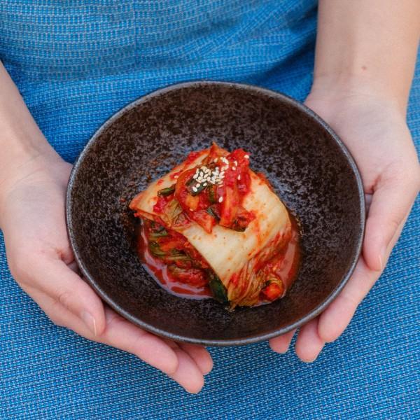 probiotica in voeding kimchi