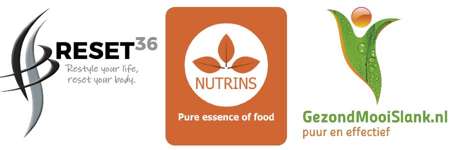 nutrins reset36 gezondmooislank logo