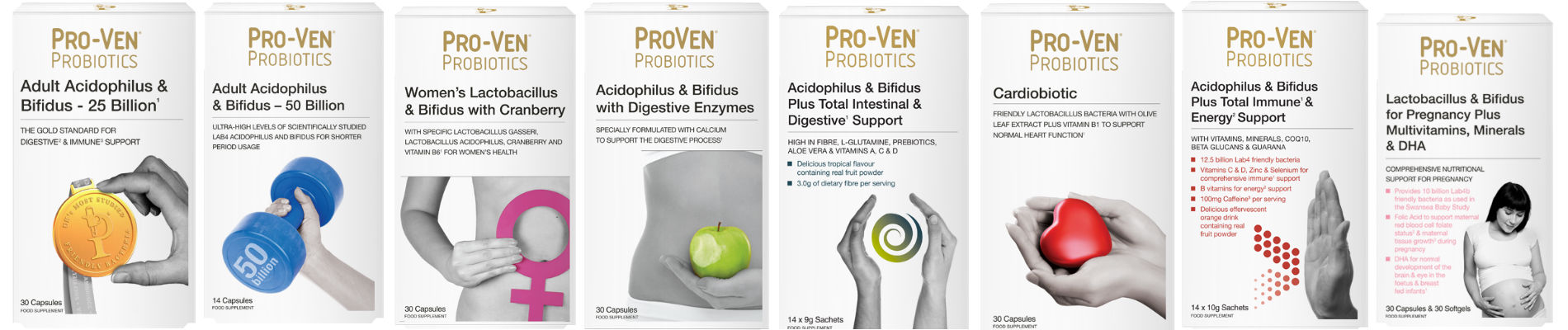 probiotica indicaties