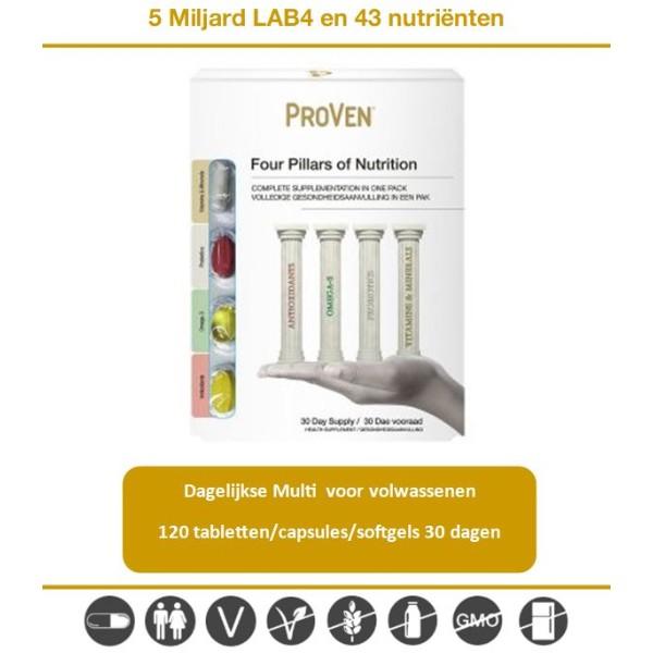 super multi probiotica omega antioxidant vitaminen